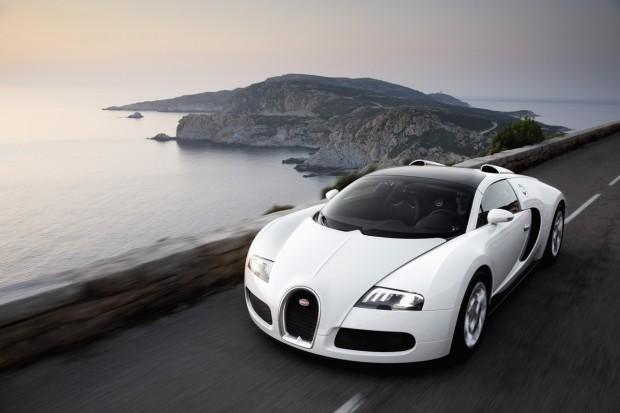 3.1 Bugatti Veyron 16.4 Grand Sport