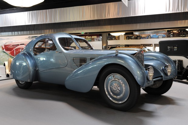 6.3 Bugatti Type 57